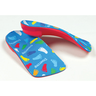 Powerstep 5040-03KB Powerkids-Pediatric Insoles