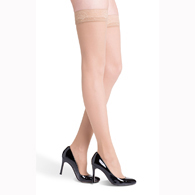 SIGVARIS 781N 15-20 mmHg Eversheer Thigh Highs